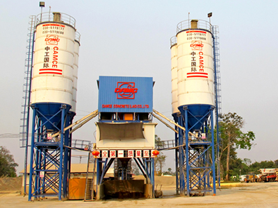 CAMC (Laos) Concrete Co., Ltd